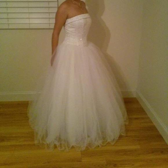 Michelangelo Dresses | Must Sell Nwot Ballerina Wedding Gown | Poshmark
